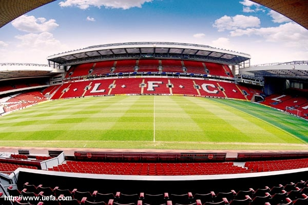 Liverpool vs Fulham | 1st May | 19.45 BST | Tuesday | Anfield_Road_UEFA